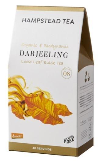 英國漢普斯敦 大吉嶺紅茶(100g)Hampstead Darjeeling Loose Demeter 德米特