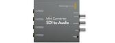 【BMD】BlackMagic Mini Converter SDI to Audio 迷你轉換器 SDI 到音頻 公司貨 CONVMCSAUD