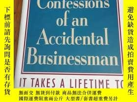 二手書博民逛書店Confessions罕見of an Accidental Bu