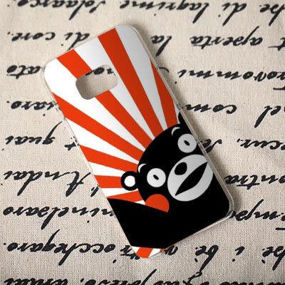 [機殼喵喵] Samsung Galaxy Note 7 5 4 3 2 1 手機殼 外殼 客製化 水印工藝 310 九州熊 熊本熊