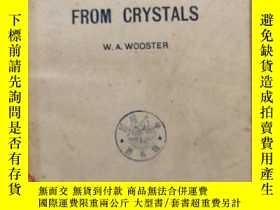 二手書博民逛書店diffuse罕見X-RAY reflections from crystals(P462)Y173412