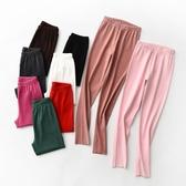 自髮熱黑色打底褲女內穿加絨加厚保暖無痕緊身棉秋褲 - 風尚3C