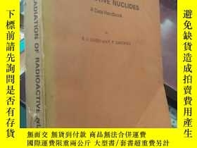 二手書博民逛書店quantum罕見radiation of radioactiv
