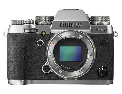 Fujifilm X-T2 Body 碳晶銀〔單機身〕XT2 銀色 平行輸入