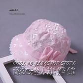 嬰兒帽子夏天 薄款0-6個月可調節寶寶遮陽帽女0-1歲透氣涼帽盆帽