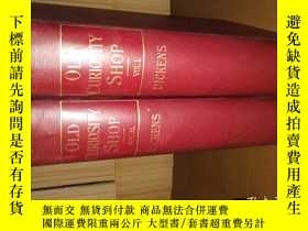 二手書博民逛書店Old罕見curiosity shop Charles Dick