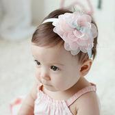 甜美蕾絲花朵兒童髮帶 髮飾 髮圈 髮束