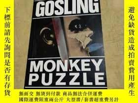 二手書博民逛書店Monkey罕見Puzzle 猴子難題 英文 原版Y211464