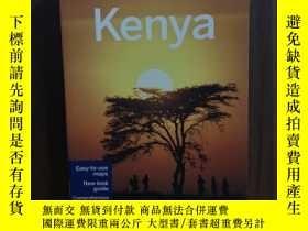 二手書博民逛書店Lonely罕見Planet Kenya (Travel Guide)Y12800 Lonely; Ham,