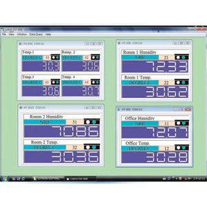 Lutron 視窗版軟體 SW-808