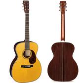 Martin 000-28EC 嚴選錫特卡雲杉單板 東印度紅木背側面板吉他 - 附琴盒/原廠公司貨