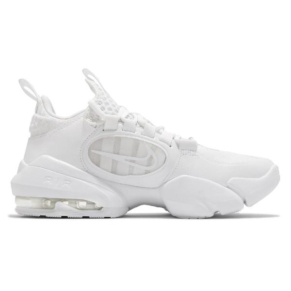 Nike 訓練鞋 Air Max Alpha Savage 2 全白 氣墊 男鞋 小白鞋 【ACS】 CK9408-100