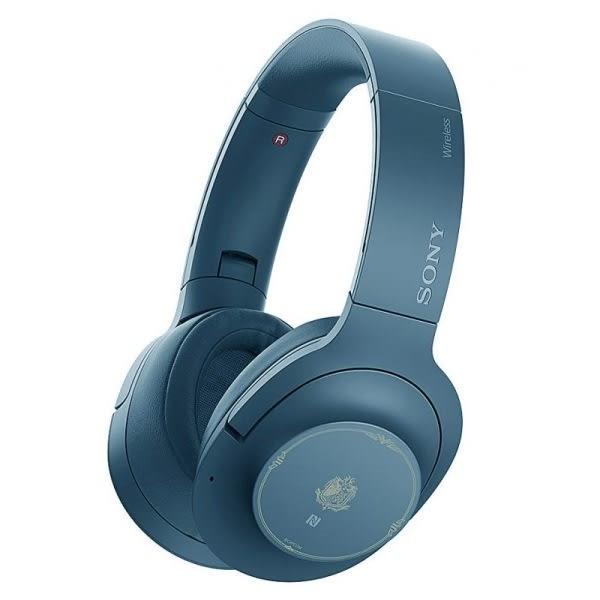 【軟體世界】Sony x《魔物獵人 世界》聯名耳機 WH-H900NMH/L (台灣公司貨)