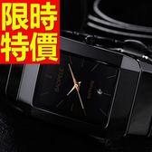 陶瓷錶-繽紛優雅個性女腕錶56v6[時尚巴黎]