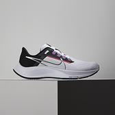 Nike W Air Zoom Pegasus 38 女 白黑 小飛馬 慢跑鞋 CW7358-101