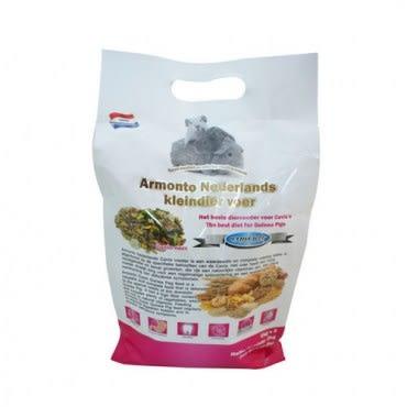 Armonto 阿曼特荷蘭特級機能天竺鼠主食 2公斤 X 1包