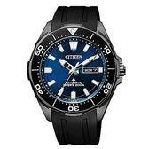 CITIZEN    NY0075-12L 紳士風格 自動上鍊鈦金屬機械錶 43mm