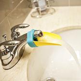 過濾器美國卡通兒童水龍頭延伸器 寶寶洗手延長器加長硅膠水嘴導水槽 全館八折柜惠