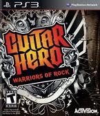PS3 Guitar Hero: Warriors of Rock Stand-Alone Software 吉他英雄:搖滾巨星(美版代購)
