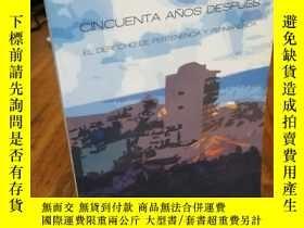 二手書博民逛書店Cincuenta罕見años después de Cuba