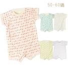 日本夏季短袖 連身衣 寶寶兔裝 100%...