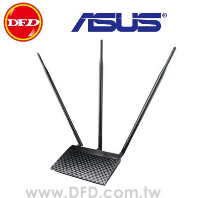 ASUS 華碩 RT-N14UHP 高功率三合一無線分享器 公司貨