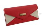Roberto Mocali 諾貝兔 紅色系列 多格層長夾 RM-66205