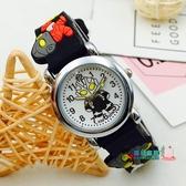 男童手錶 兒童手錶男孩男童 奧特曼夜光電子石英錶防水 小學生硅膠卡通手錶