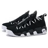 NIKE AIR MORE MONEY  金錢 大AIR 籃球鞋 可拆換 男 (布魯克林) AJ2998-001