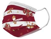 【雙鋼印】釩泰醫用成人口罩組10片/包(牛轉乾坤)