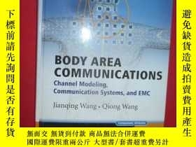 二手書博民逛書店Body罕見Area Communications: Chann
