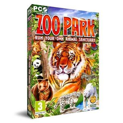 【軟體採Go網】PCGAME-動物園:建造你自己的動物保護區 Zoo Park Run Your Own Animal Sanctuary 英文版