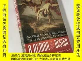 二手書博民逛書店A罕見Demon of Our Own Design174741