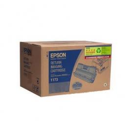 S051173 EPSON 原廠優惠黑色晶片碳粉匣 適用 AcuLaser M4000N