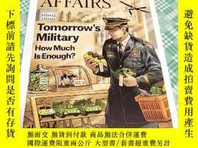 二手書博民逛書店Foreign罕見Affairs(September Octob