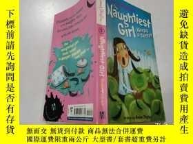 二手書博民逛書店the罕見naughtiest girl :最調皮的女孩Y212829 不祥 不祥