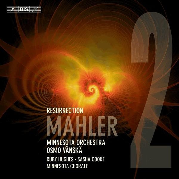 【停看聽音響唱片】【SACD】馬勒:第二號交響曲(復活) 凡斯卡 指揮 明尼蘇達管弦樂團