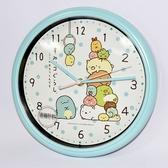 角落生物 角落小伙伴 時鐘 掛鐘 連續秒針 日本帶回正版商品 san-x