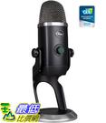 [9美國直購] Blue Yeti X 麥克風 Professional Condenser USB Microphone with High-Res Metering, LED Lighting B07QKQJL17