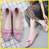 瓢鞋四季鞋低跟工作單鞋