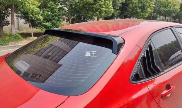 【車王汽車精品百貨】豐田 Toyota Altis 12代 寬版 壓尾翼 頂翼 後遮陽