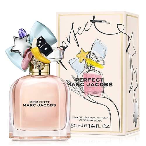 Marc Jacobs 完美女人女性淡香精(50ml)-原廠公司貨【ZZshopping購物網】