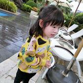 秋季新款童裝韓版女童寶寶兒童春秋卡通長袖圓領上衣兒童衛衣