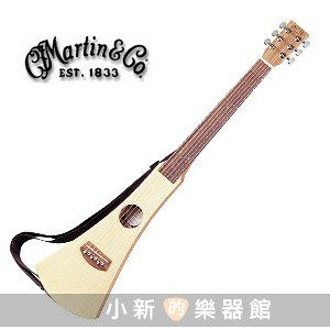 Martin Backpacker GBPC 民謠吉他/Baby吉他-附MARTIN原廠吉他袋旅行用小吉他/
