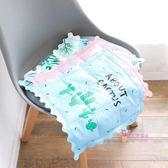 冰墊 辦公室夏季卡通學生宿舍冰坐墊筆記本墊冰涼坐椅墊免注水墊子坐墊 多色