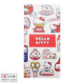Hello Kitty信封 日製生活總匯造型L款紅包袋/信封袋/信封/紙袋4入(含貼紙) [喜愛屋]