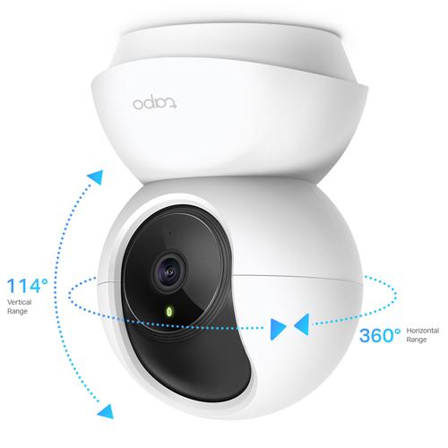 【限時至0531】 TP-LINK Tapo C200 WIFI無線智慧可旋轉高清網路攝影機