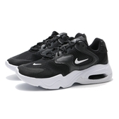 NIKE 休閒鞋 NIKE WMNS AIR MAX 2X 黑白 氣墊 增高 女 (布魯克林) CK2947-001