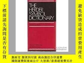 二手書博民逛書店The罕見Herder Symbol Dictionary: S