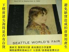 二手書博民逛書店MASTERPIECES罕見OF ART藝術傑作RY3359 EXPOSITION,INC 出版1962